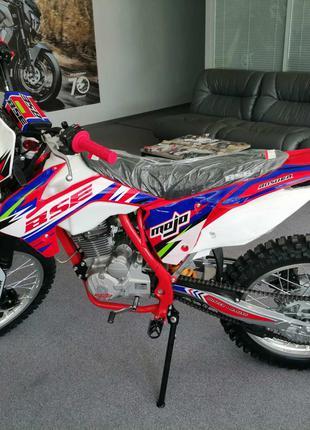 Мотоцикл BSE S2 эндуро