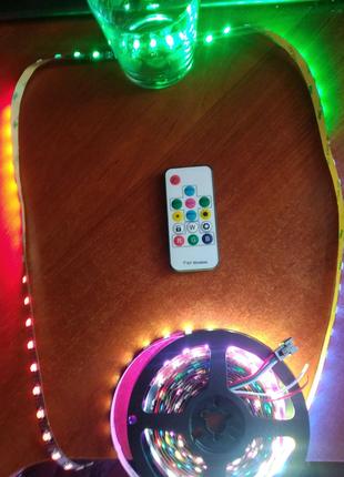 АдреснаяLED, RGB лента