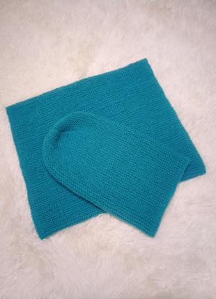 шапки, береты, снуды, шарфики