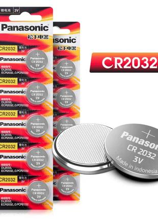 Батарейка PANASONIC 2032 cr2032