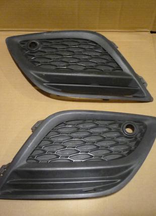Решетки переднего бампера для VOLVO XC60 08-12