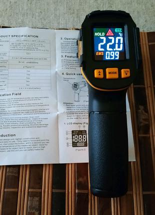 Цифровой инфракрасный термометр