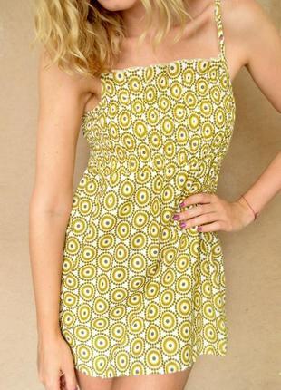 Красивое платье/туника в принт