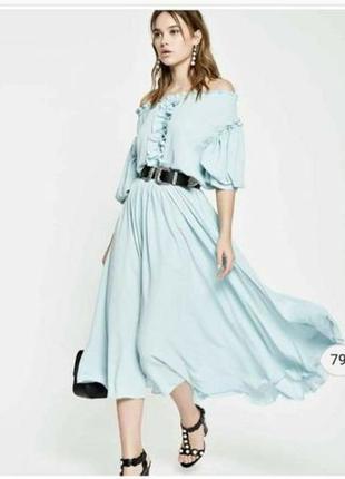 Итальянское платье, размер 48