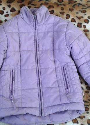 Куртка пуховик на синтепоне зима-еврозима с удлиненной спинкой...