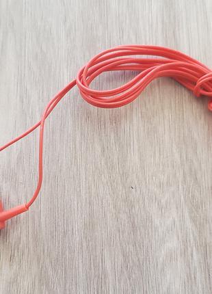 Наушники новые, капелки, наушники Turkish Airlines, навушники нов