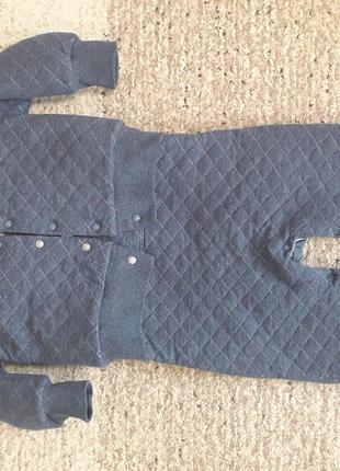 Костюмчик куртка+полукомбинезон демисезон