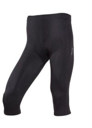 Crivit® мужские функциональные вело капри/бриджи/шорты, хl р-р