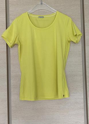 Яркая сочная лимонная футболка penny black размер и