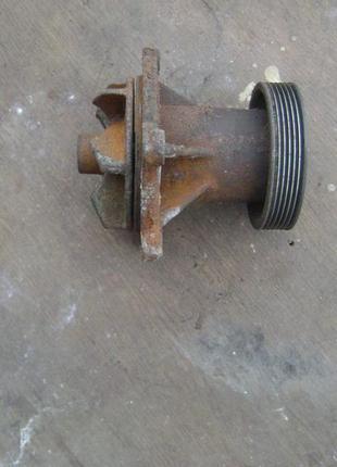 Водяной насос (помпа) двигателя КамАЗ