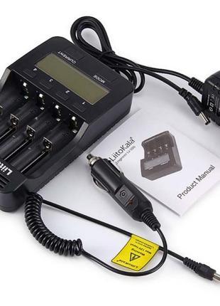 Зарядное устройство для аккумуляторов LiitoKala Lii-500 Powerbank