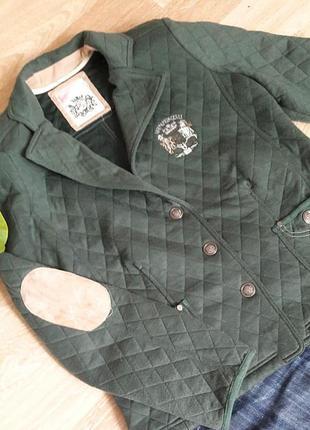 Пиджак стеганый