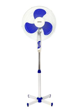 Вентилятор напольный Rotex RAF42-B 40 Вт синий