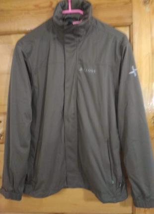 Бомбезная мужская куртка от cross ftx stretch,p.s
