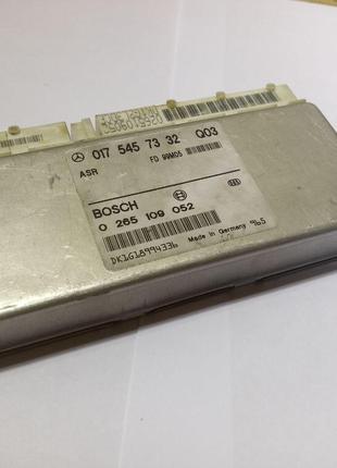 0175457332 Mersedes W210 Блок Управления ABS 0265109052