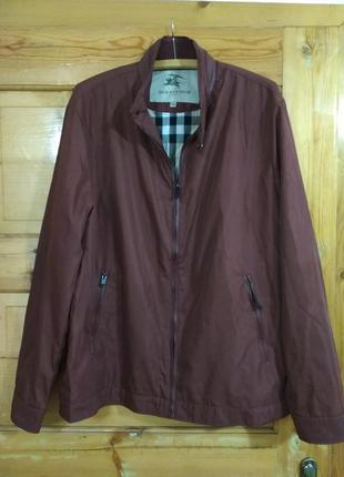 Отличная мужская куртка р. l-xl