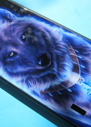 Чехол стеклянный на Xiaomi Mi9 Lite