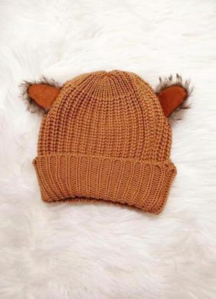 Прикольная шапка от terranova