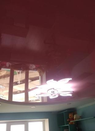 Натяжные потолки в городе Сумы и области!!!от 130 гривен за 1м2!