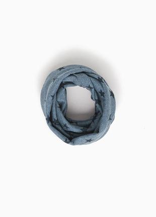 Классный шарф снуд от zara