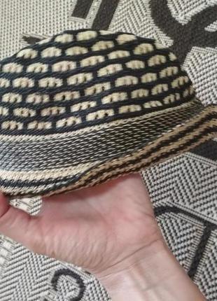 Бомбезная панама шляпа от us polo assn