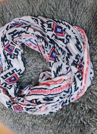 Объёмный шарф снуд от accessorize