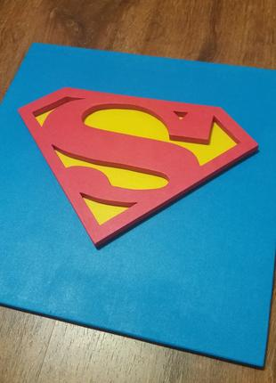 Супергеройские эмблемы Marvel & DC