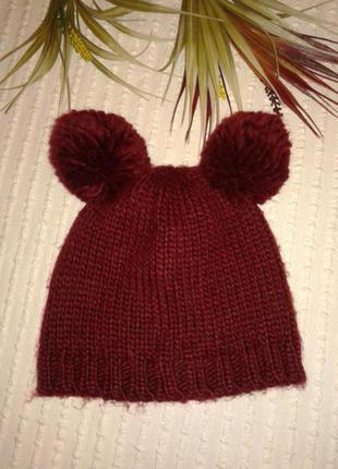 Классная шапка от accessoires