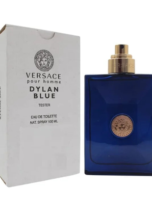 Тестер  versace pour homme dylan blue (100 мл)