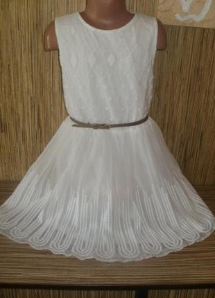 Платье нарядное на 12-13 лет