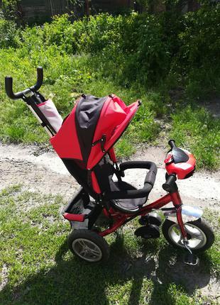 Трехколесный велосипед. Детский велосипед Чернигов. Turbo Trike.