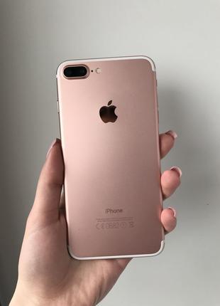 IPhone 7 Plus | 32Gb | Rose Gold | Neverlock