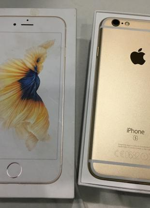 iPhone 6s | Gold | 32Gb