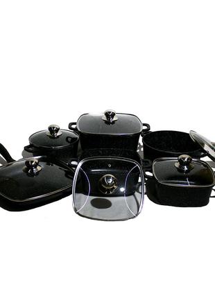 Набор посуды Luxus Küche