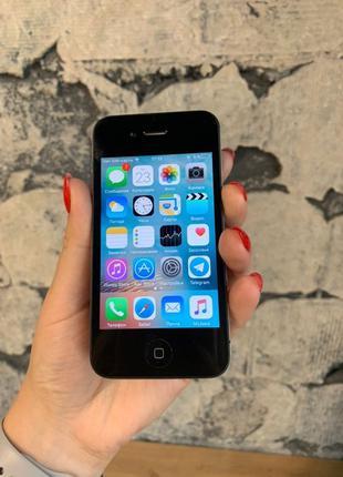 Apple iPhone 4s Black / neverlock/ iCloud