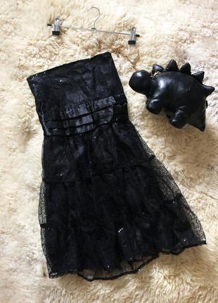Little black dress :) красивое черное платье