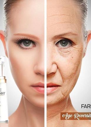 Увлажняющий антивозрастной  крем для лица age reversist dr.tun...