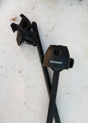 Nissan note, верхний багажник
