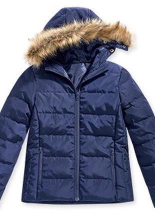 Куртка пуховик alive 152 см германия