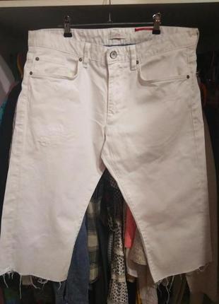 Джинсовые шорты s.oliver l ка