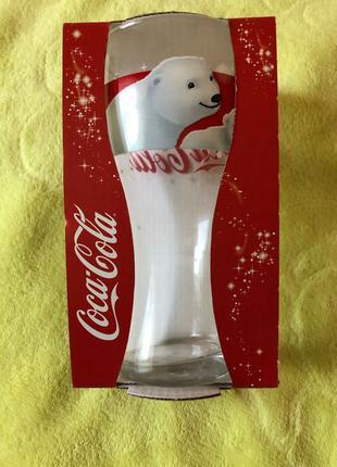 Стакан Кока Кола