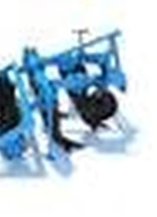 Культиватор глубокорыхлитель три операции за один проход.