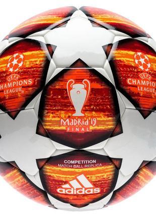 Футбольный мяч Adidas Finale Madrid 19 Competition (FIFA QUALITY