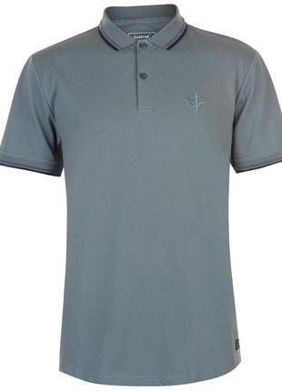 Firetrap мужская футболка поло в наличии англия оригинал