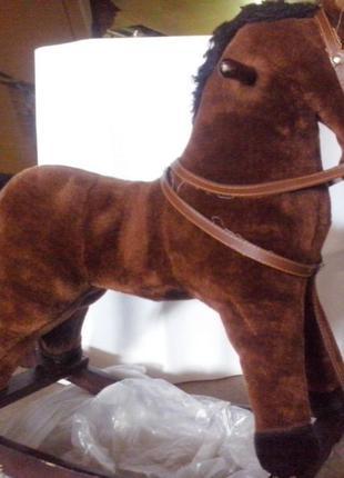 Лошадь - качель