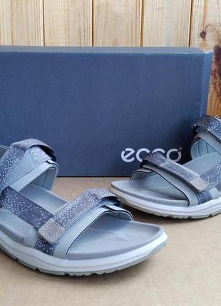 Стильные удобные босоножки сандалии ecco x – trinsic оригинал