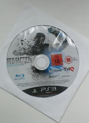 Red Faction Armageddon (русский язык) для PS3