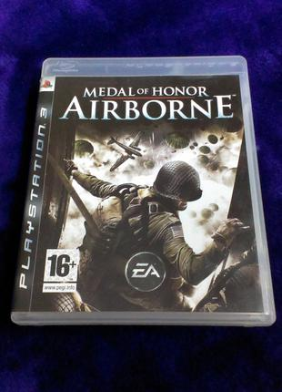 Medal of Honor Airborne для PS3