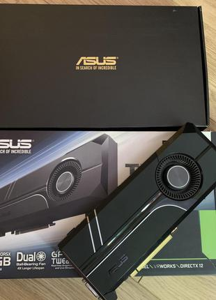 Продам Asus Geforce GTX 1080 8GB