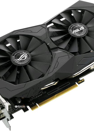 Asus PCI-Ex GeForce GTX 1050 Ti ROG Strix 4GB GDDR5 (128bit)